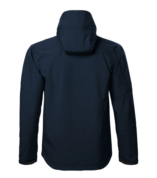 Softshellová bunda pánská Malfini Nano - Námořní Modrá / 2XL
