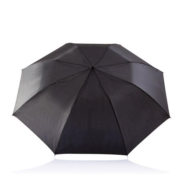 """20"""" skládací deštník Deluxe - Černá"""
