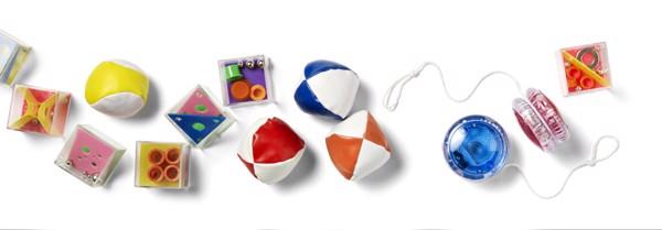 PVC juggling set