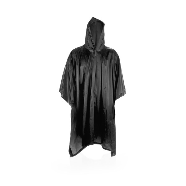 Raincoat Zaril - Black