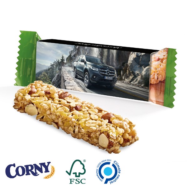 Corny Cereal Bar, Free - White