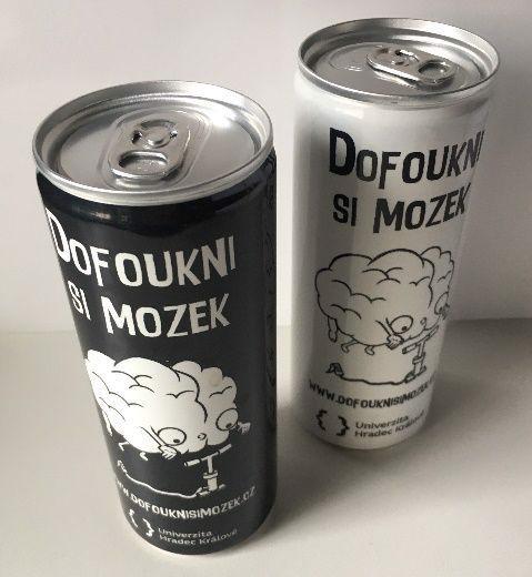 Energy reklamní nápoj v plechovce, 250 ml