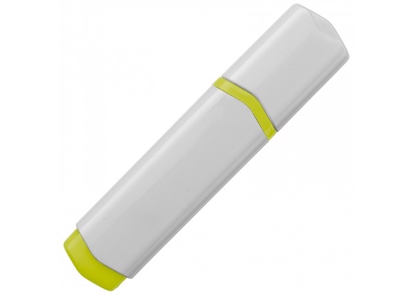 Highlighter - White / Yellow
