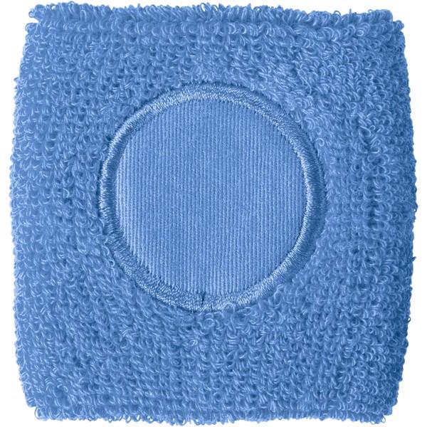 Hyper Performance Schweißarmband - hellblau