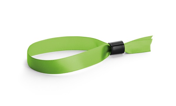 SECCUR. Inviolable bracelet - Light Green
