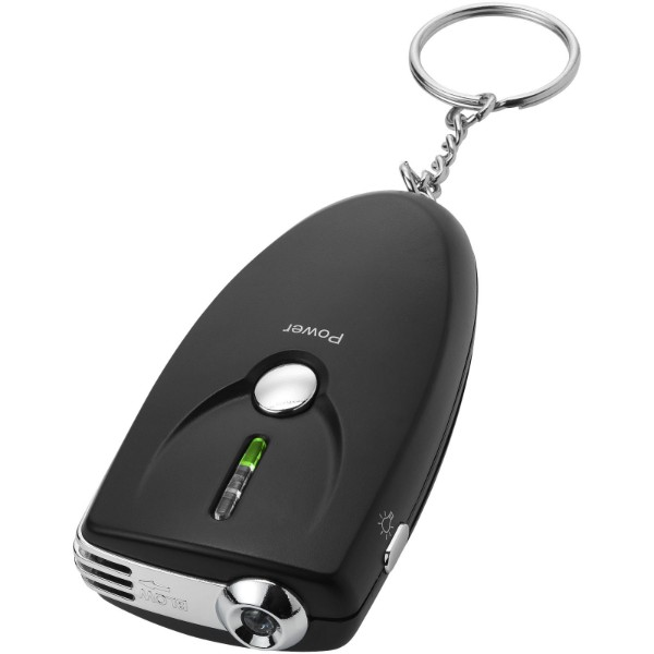 Klíčenkový přístroj pro dechovou zkoušku alkoholu Inebreeze