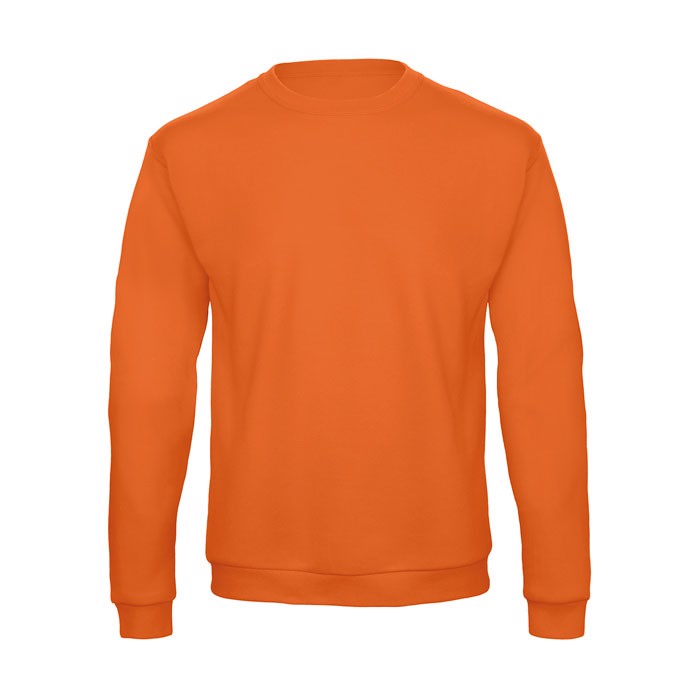 Sweatshirt Id.202 50/50 Sweatshirt Unisex - Pumpkin Orange / M