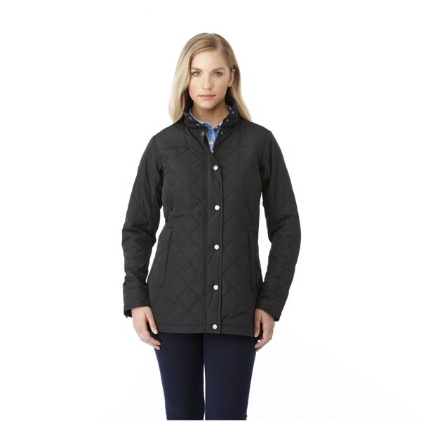 Stance ladies insulated jacket - Solid Black / L