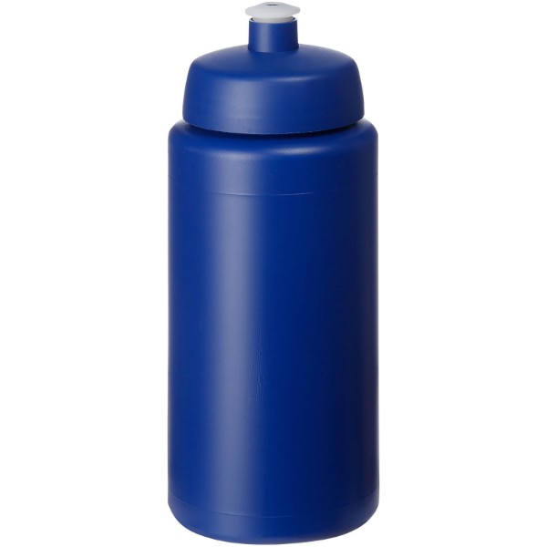 Baseline® Plus grip 500 ml sports lid sport bottle - Blue