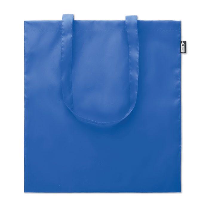 Shopping bag in 100gr RPET Totepet - Royal Blue