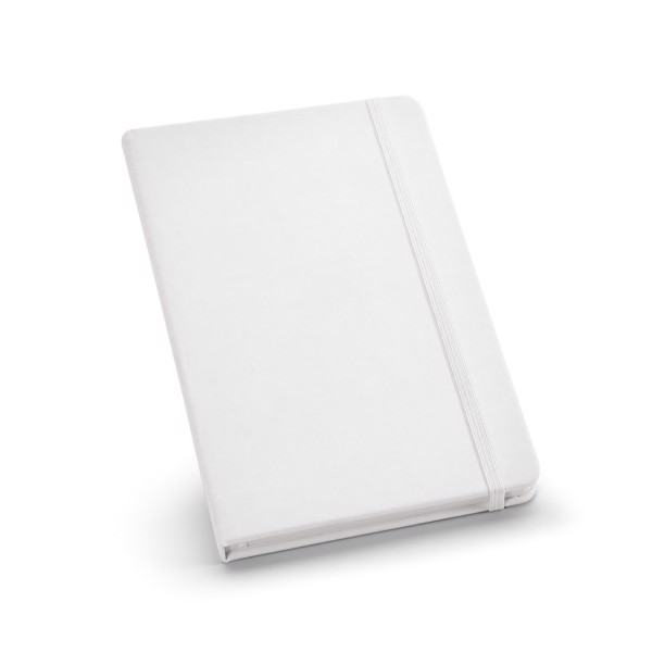 HEMINGWAY. A5 Notepad - White