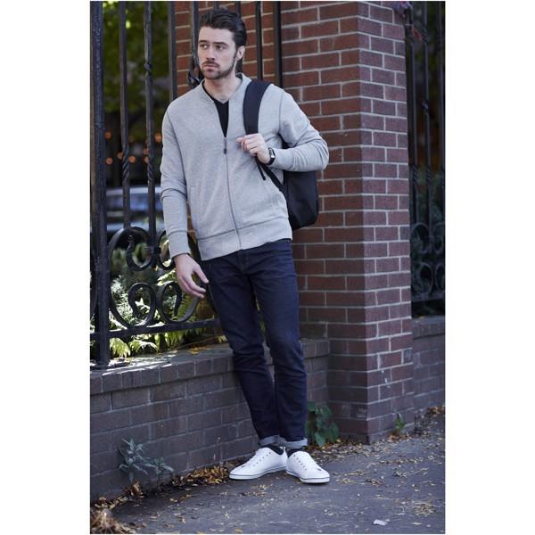 Stony track jacket - Grey Melange / S