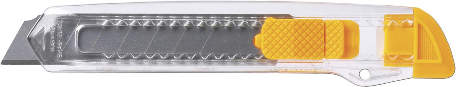 Metal hobby knife - Yellow