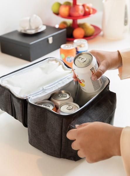 Hűtőtáska 2 szigetelt rekesszel