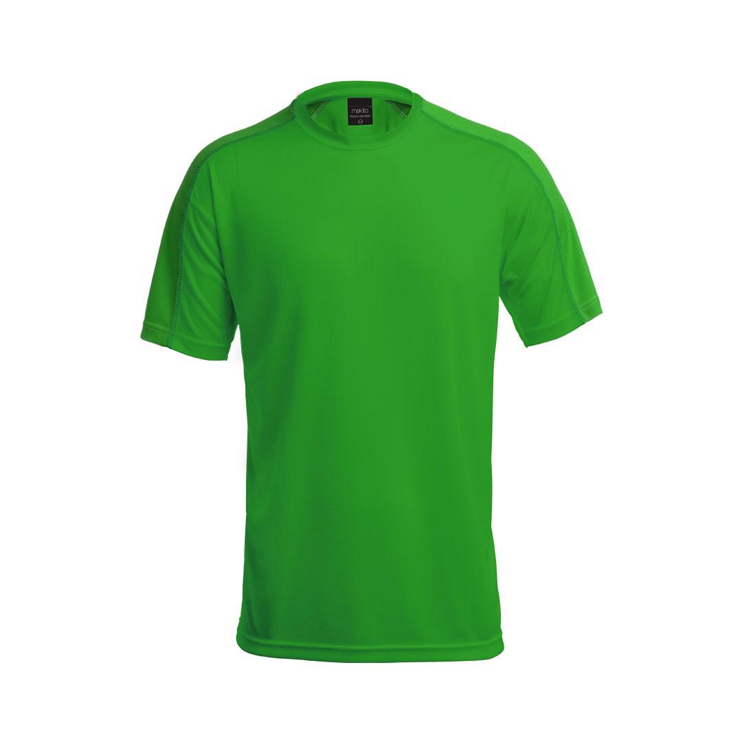 T-Shirt Adulto Tecnic Dinamic - Verde / XL