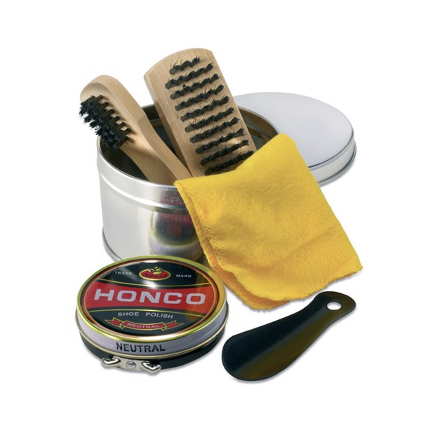 Shoe polish kit Torton