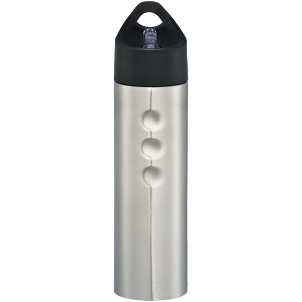 Trixie 750 ml stainless steel sport bottle - Silver