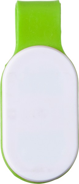 ABS safety light - Lime