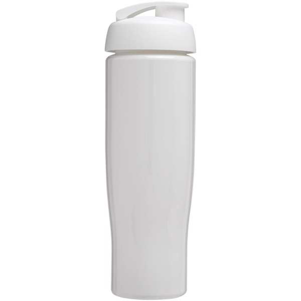 Sportovní láhev s vyklápěcím víčkem H2O Tempo® 700 ml - Bílá