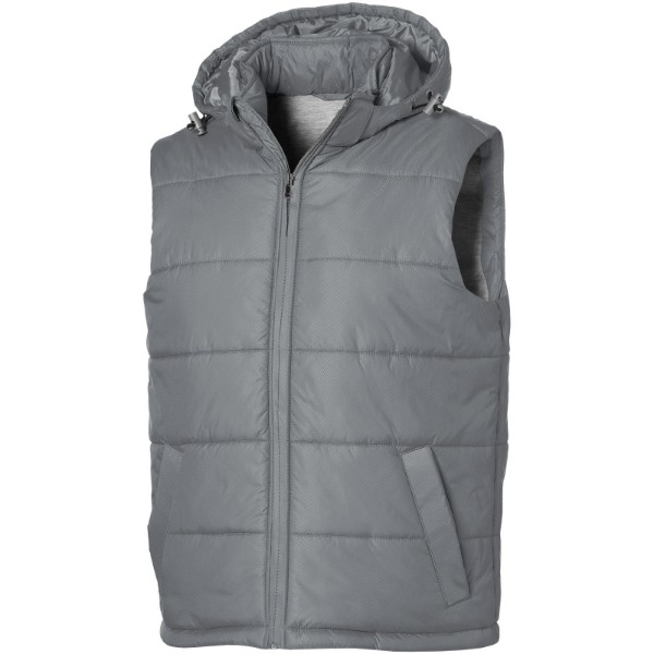 Mixed Doubles bodywarmer - Grey / 3XL
