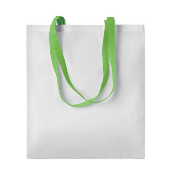 Sublimation shopping bag Sublim Cottonel - Lime