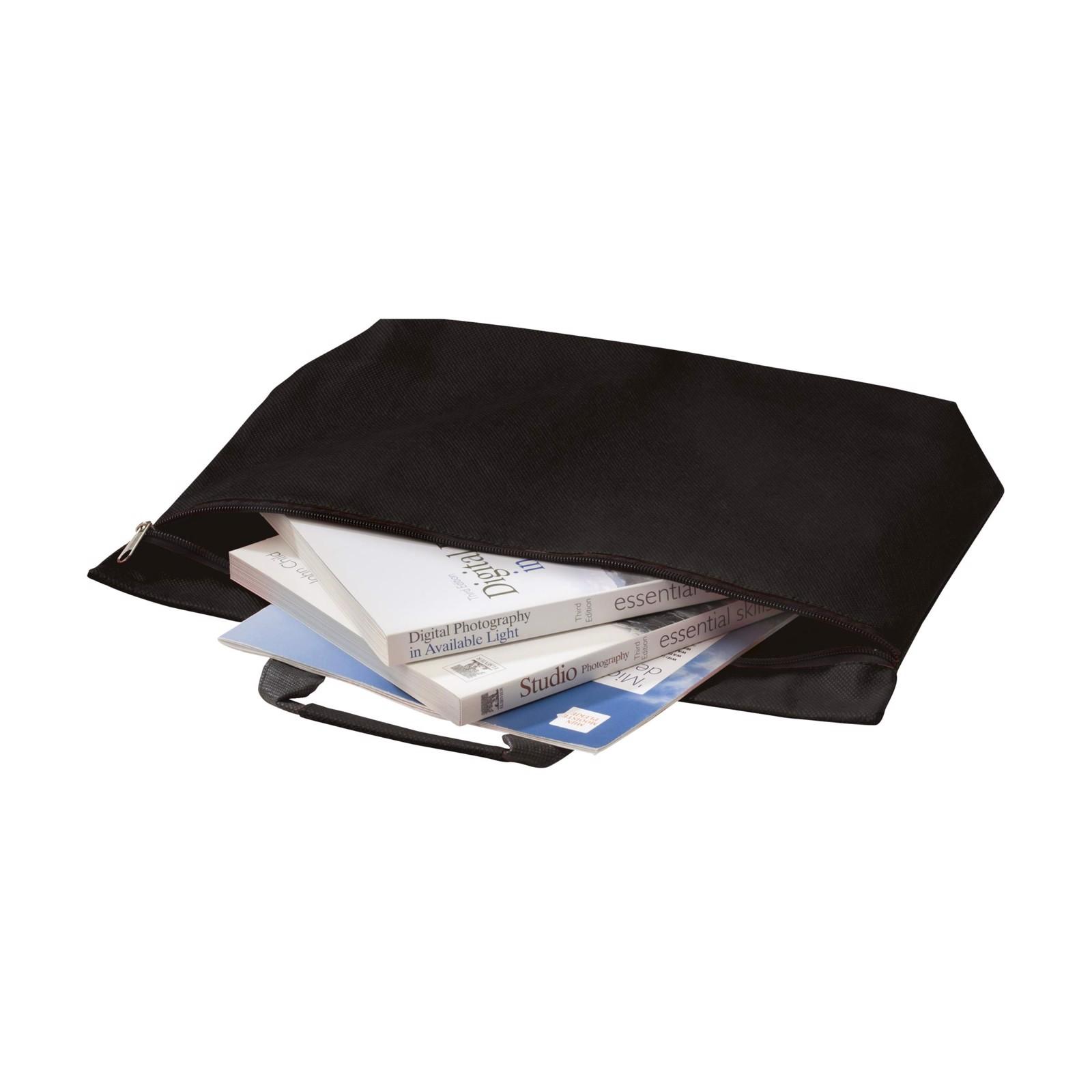 PromoDoc document bag - Black