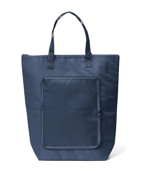 MAYFAIR. Bolsa térmica plegable - Azul Marino
