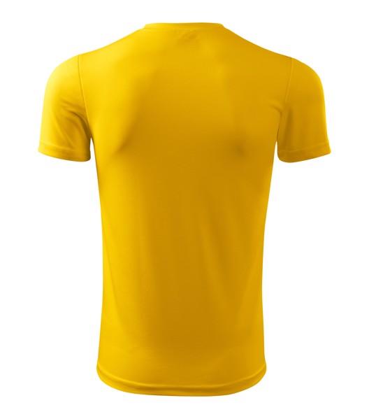 T-shirt Kids Malfini Fantasy - Yellow / 10 years