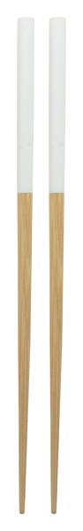 Bambusové Hůlky Sinicus - Bílá