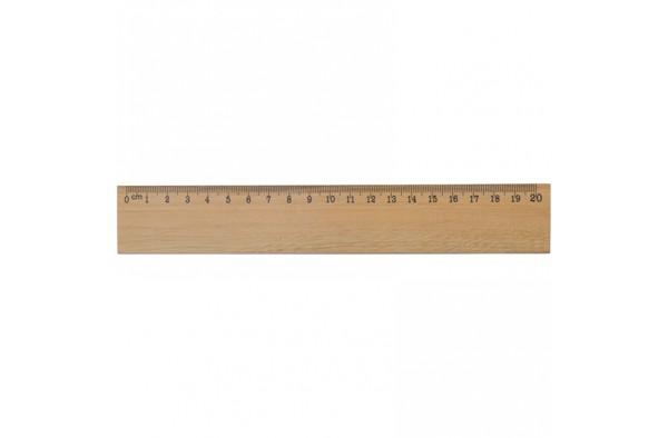 Ruler wood 20cm