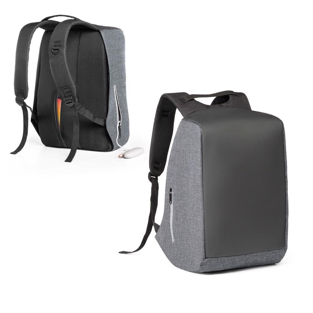 AVEIRO. Σακίδιο laptop 15'6'' με αντικλεπτικό σύστημα