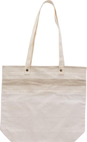 Einkaufstasche 'Green Shopper' aus Baumwolle
