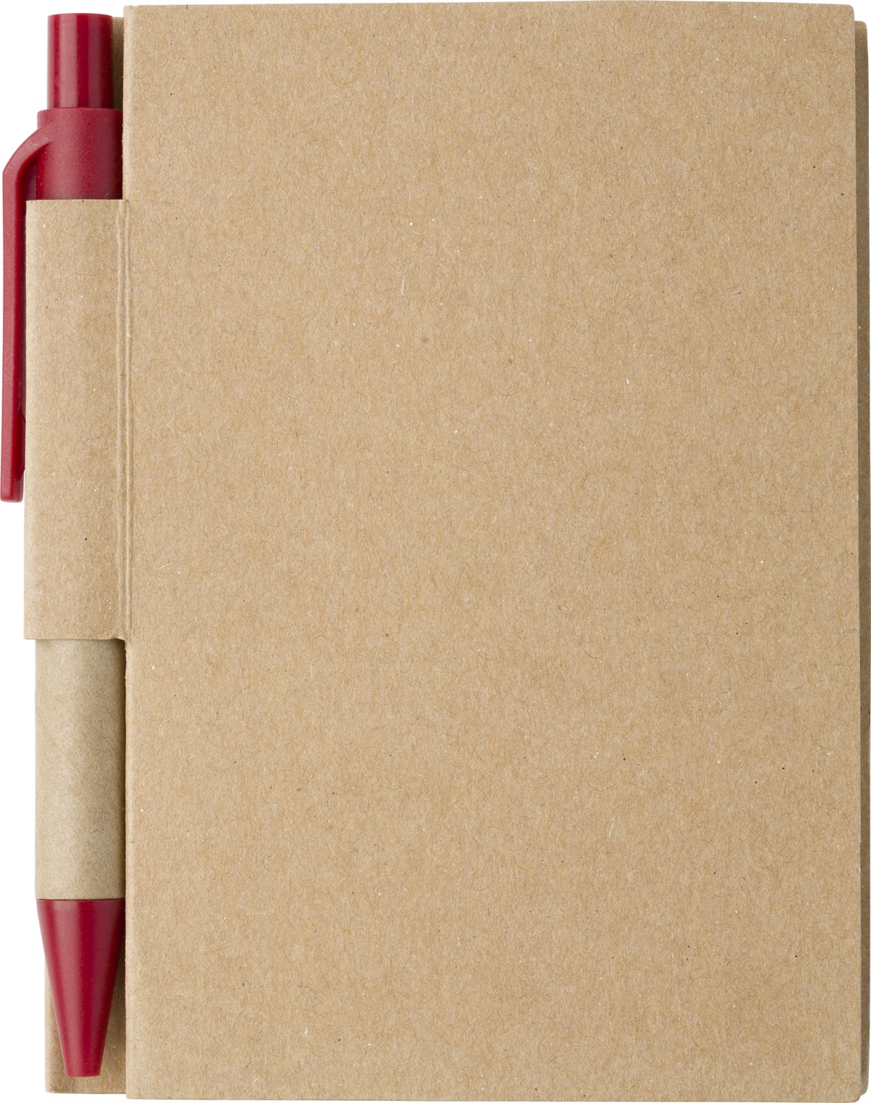 Paper notebook - Red