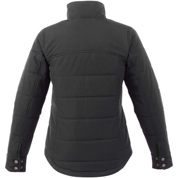 Bouncer insulated ladies jacket - Grey smoke / XL
