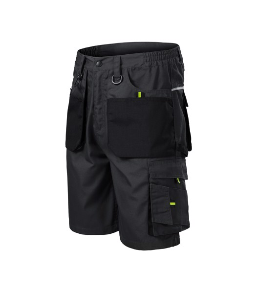 Shorts Gents Rimeck Ranger - Ebony Gray / 2XL
