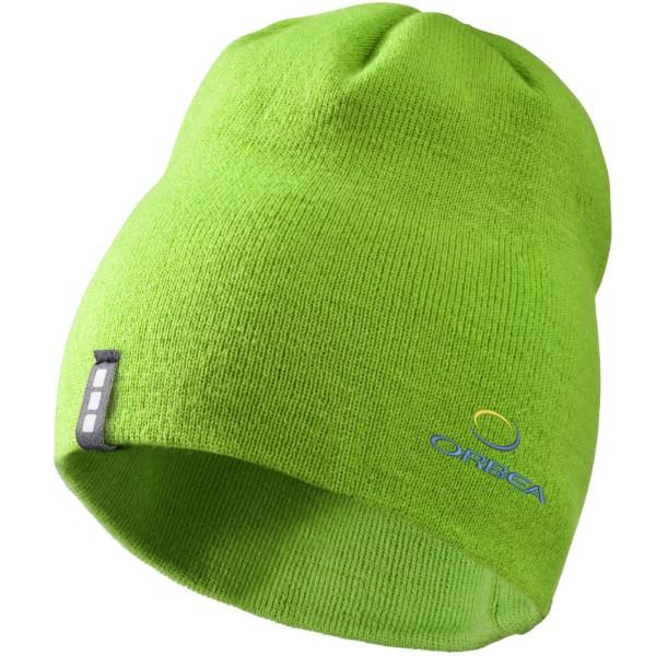 Čepice Level - Zelená