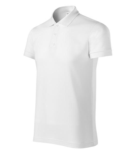 Polo Shirt Gents Piccolio Joy - White / 4XL