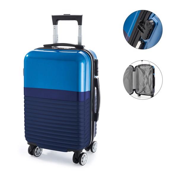 PERTH. Trolley de viaje ABS y PC