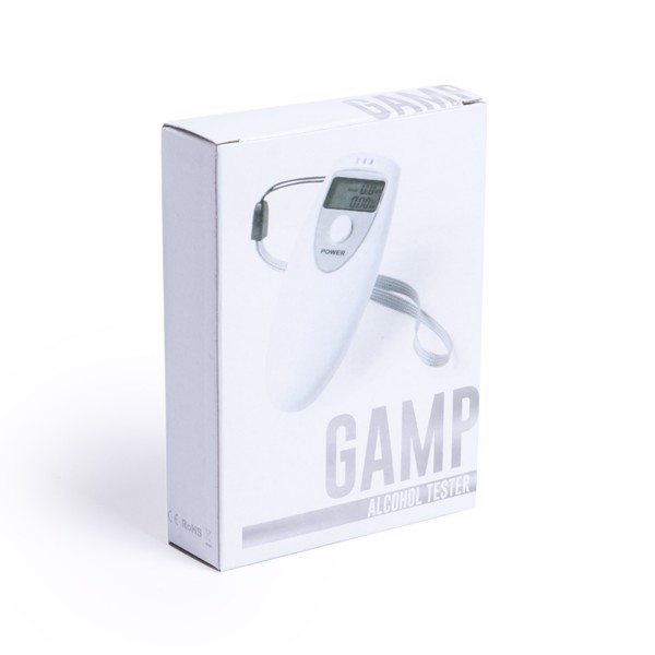 Alcoolimetro Gamp