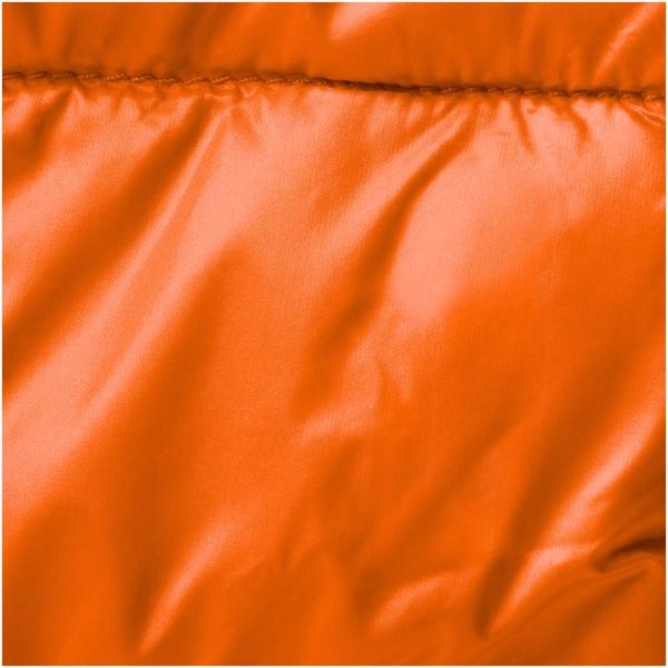 Dámská lehká péřová bunda Scotia - 0ranžová / XS