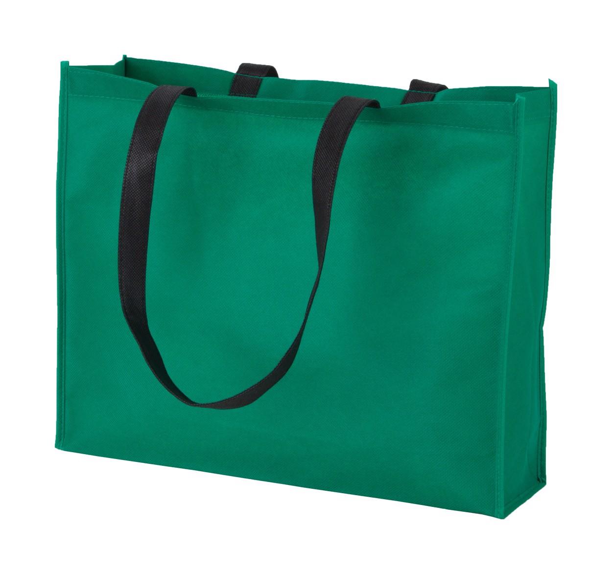 Nákupní Taška Tucson - Zelená / Černá