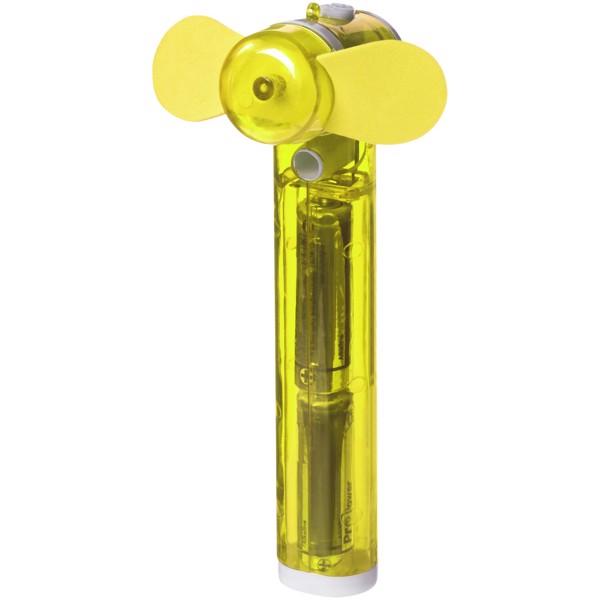 Kapesní vodní ventilátor Fiji - Žlutá