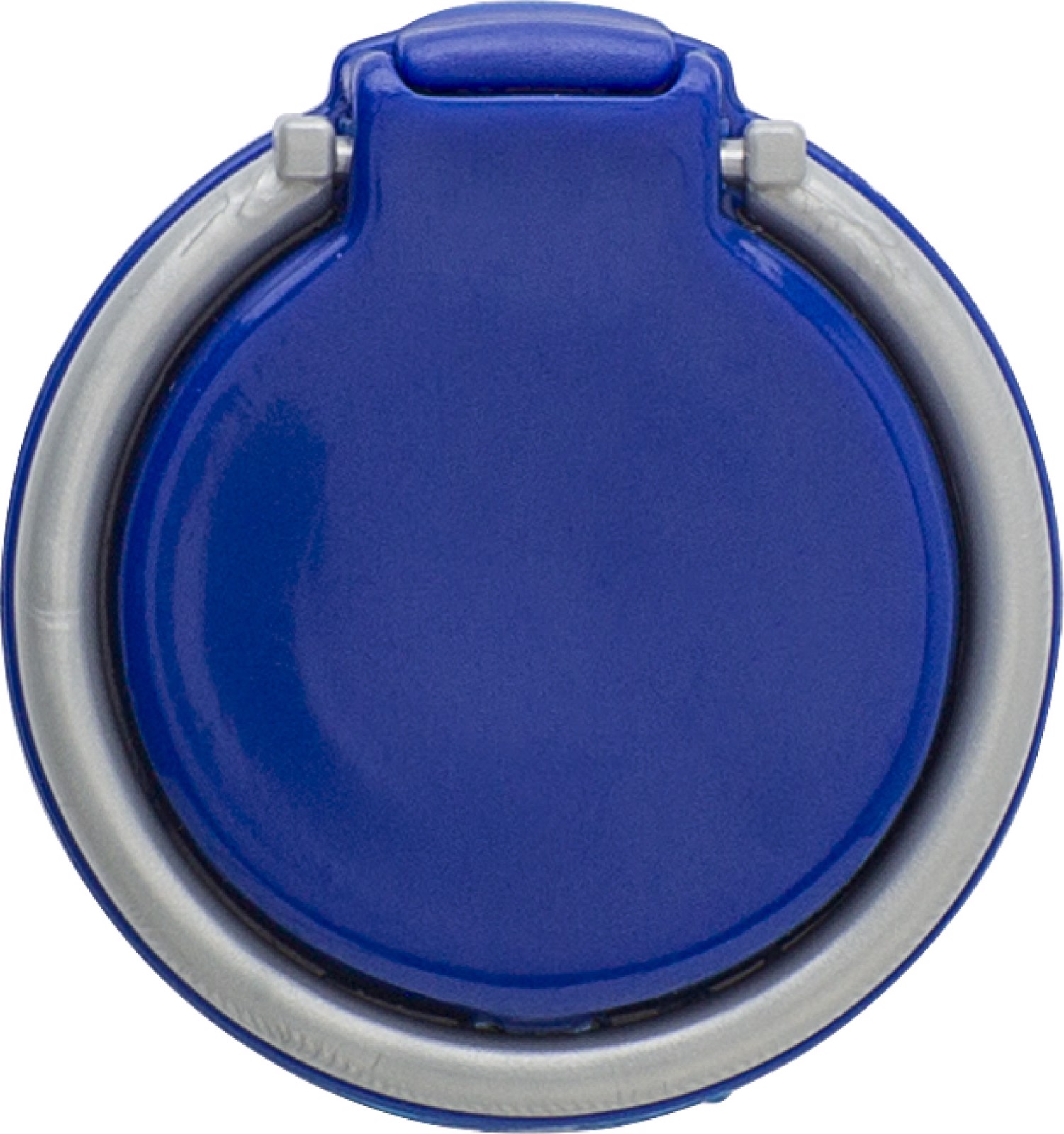 ABS mobile phone ring - Cobalt Blue