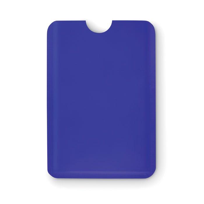 RFID obal na karty Guardian - blue