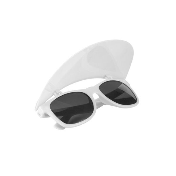 Sunglasses Galvis - White