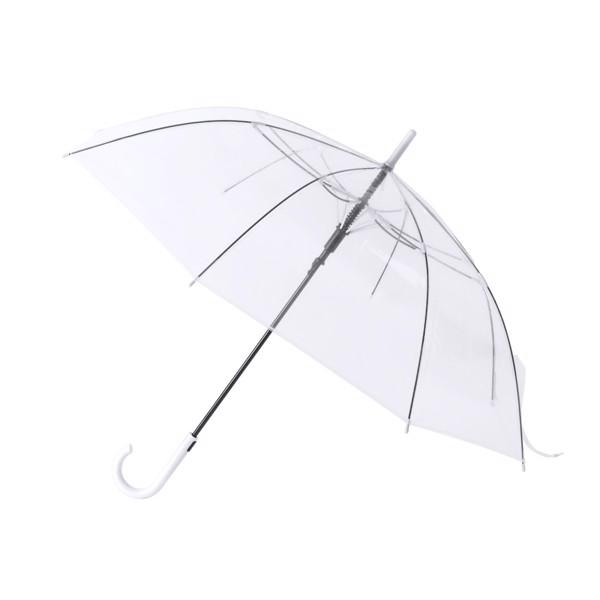 Umbrella Fantux - White