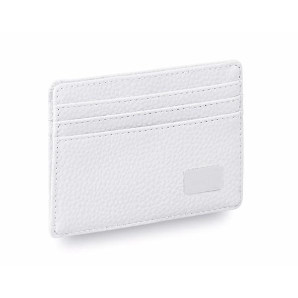 Card Holder Wallet Daxu - White