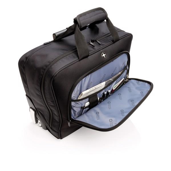 Swiss Peak business gurulós táska