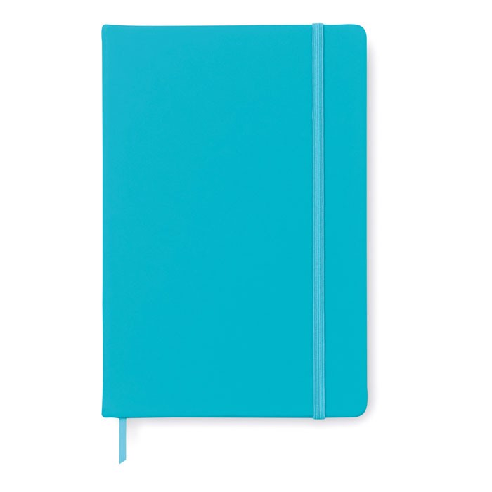 A5 notebook lined Arconot - Turquoise