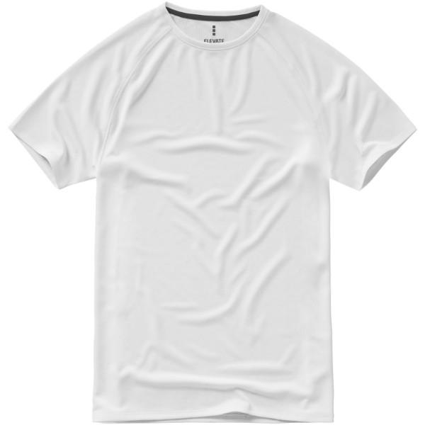 Niagara T-Shirt cool fit für Herren - Weiss / XS